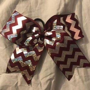 varsity cheerleading bow